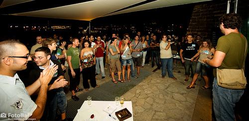 La Twittpalma es el encuentro de networking en Mallorca por excelencia. Imagen de Fotobal