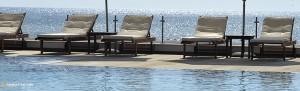 Rédaction de contenus spécifiques pour hôtels et destinations. Photo: Hôtel Iberostar Otrant Beach