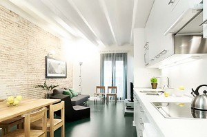 Apartamentos funcionales en Barcelona