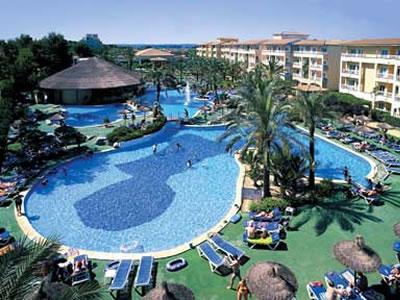 Prinsotel La Dorada, hotel en Alcudia