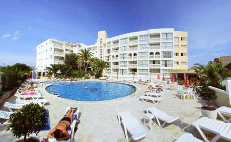 Hotel Sol Ibiza, un hotel en el que descansar... en todo momento
