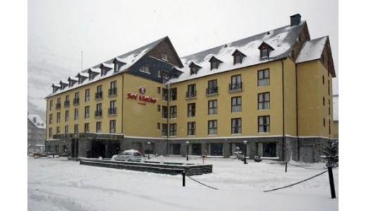 Hotel Sol Vielha, escapadas para dos en la montaña