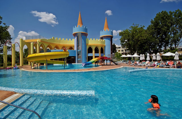 Hotel Sol Nessebar Palace, un paraíso para niños