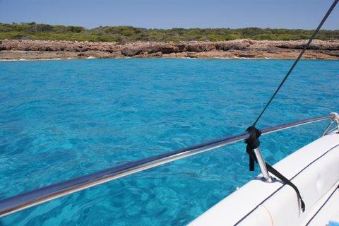 Vela en Mallorca, un verdadero éxtasis de colores