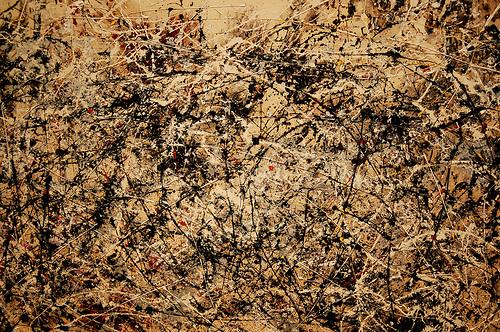 Jackson Pollock, Number 5