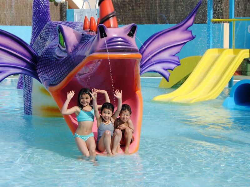 Splashpool, piscinas para hotel para niños en Mallorca