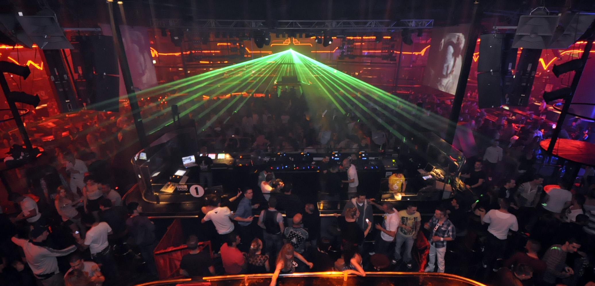 BCM, la fiesta nace en el Hotel Marina Barracuda