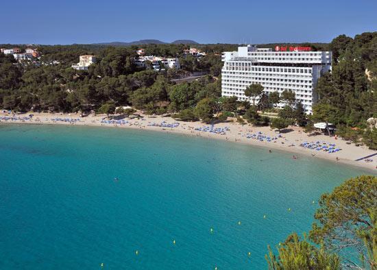 Hotel Sol Gavilanes, vacaciones en familia en Menorca