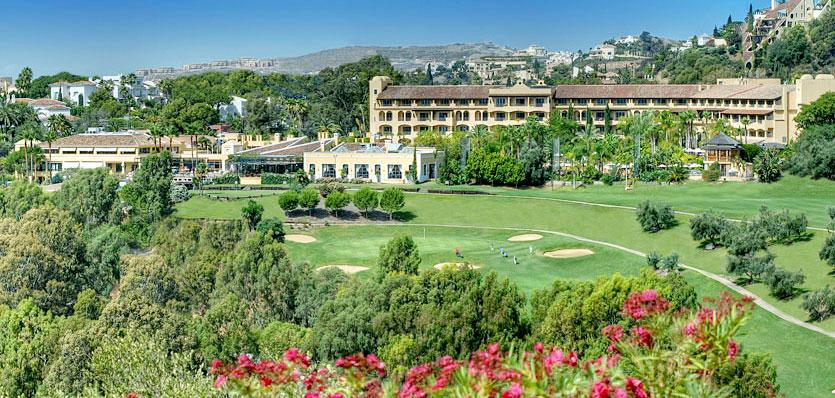 Melia La Quinta, un hotel verde en Marbella