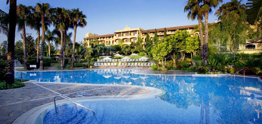 Melia La Quinta, un resort para perderse
