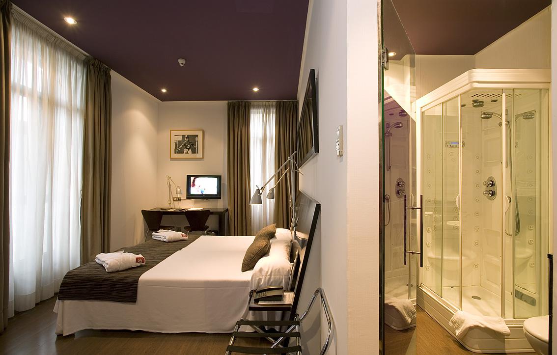 Hotel Arana Bilbao, el hotel más antiguo de Bilbao, nada menos