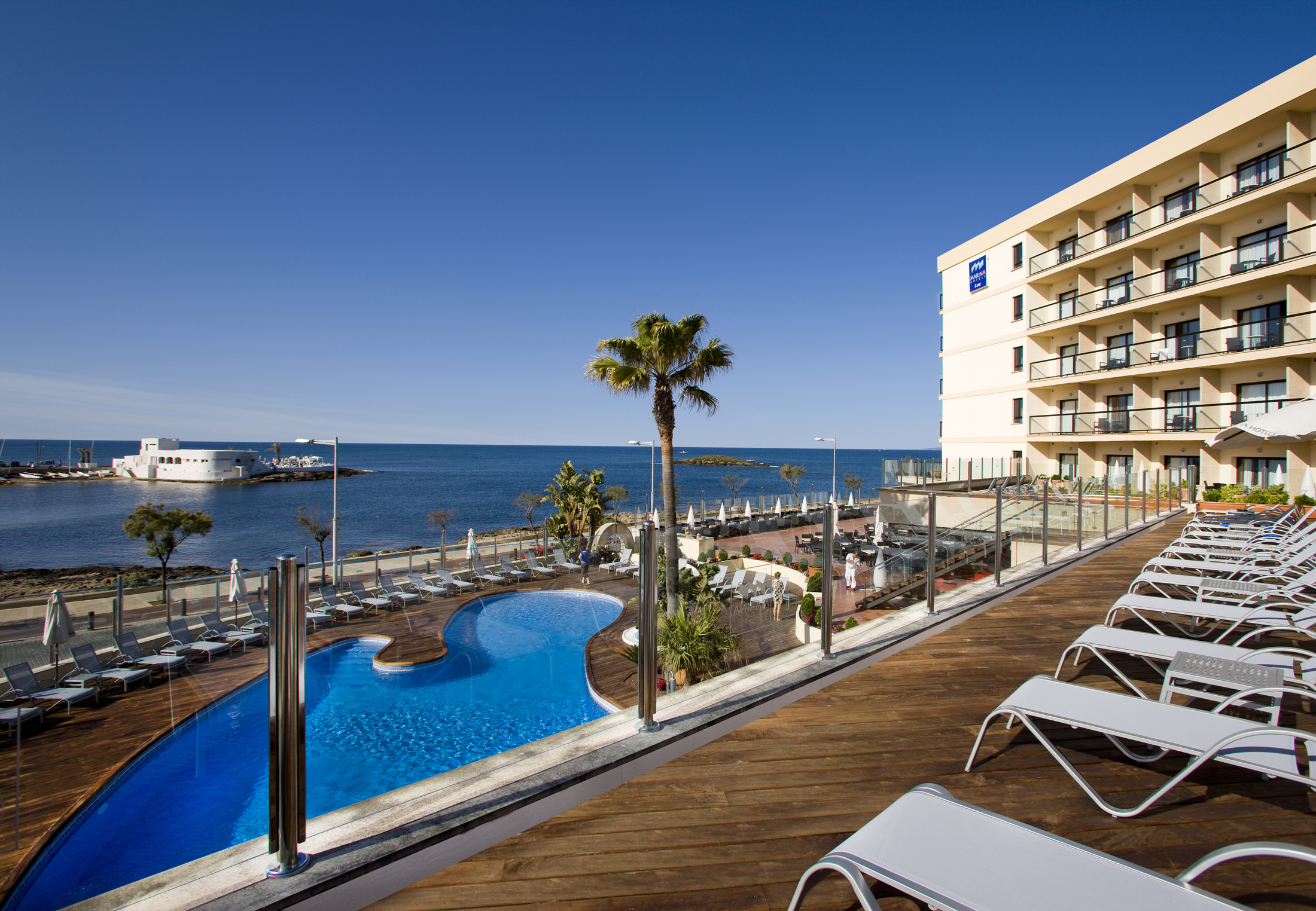 Hotel Marina Luz, hotel Cala Estancia sólo para adultos