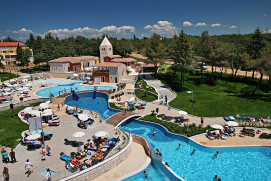 Hotel Sol Garden Istra, vacaciones en Croacia