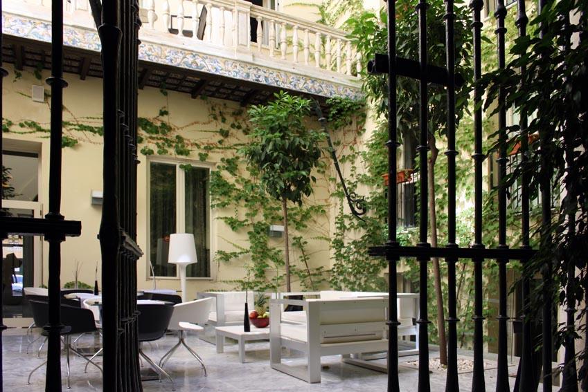 Petit Palace Santa Cruz Sevilla Hotel