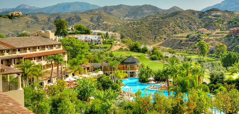 Hotel Melia La Quinta SPA & Golf, hotel para parejas