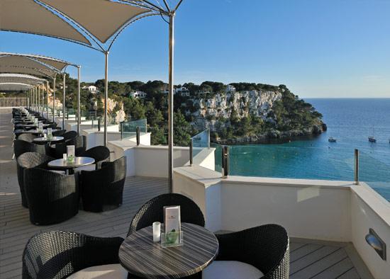 Hotel Sol Gavilanes de Menorca, ideal para parejas y adultos
