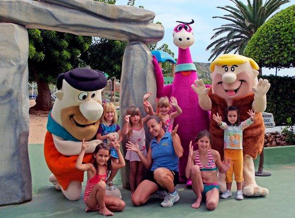 Hoteles Picapiedra, para familias con niños