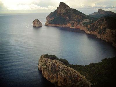 Cap de Formentor de Majorque