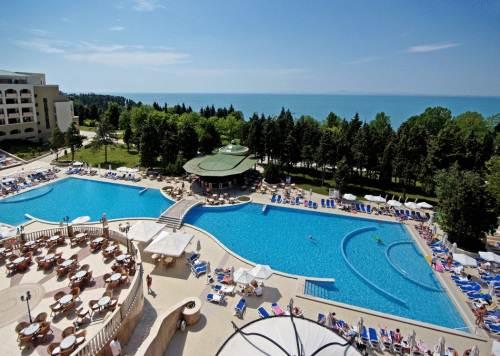 Sol Nessebar Palace All Inclusive, el mar Negro como socio de las vacaciones
