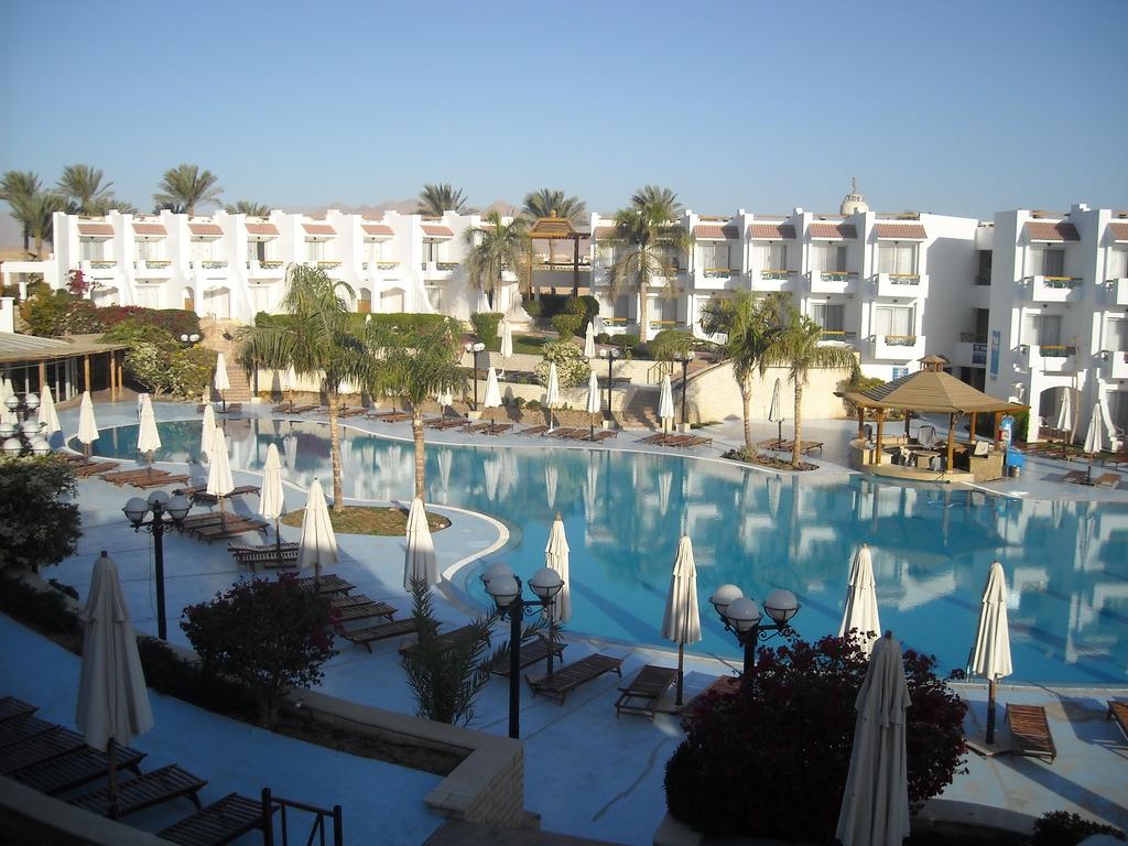 Sol Sharm en Egipto