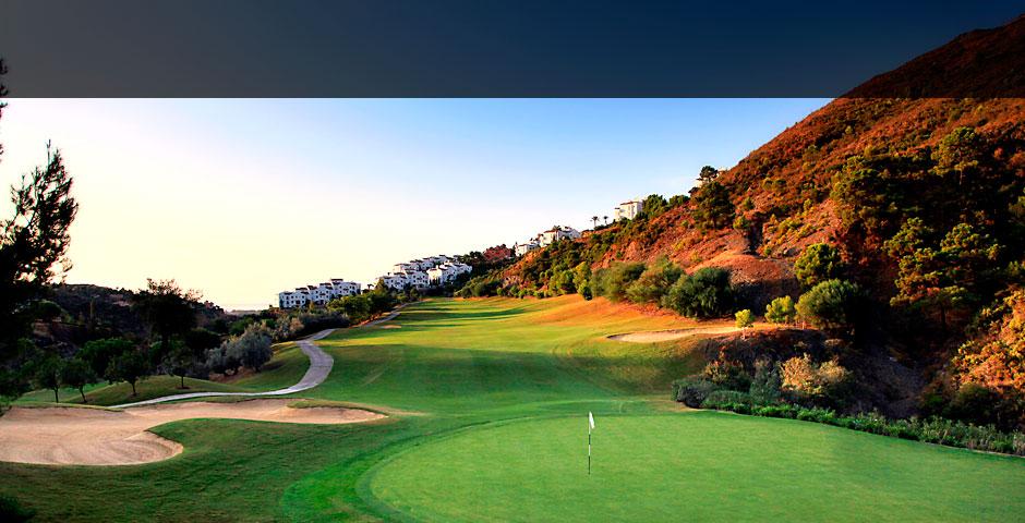 Hotel Melia La Quinta y su campo de golf