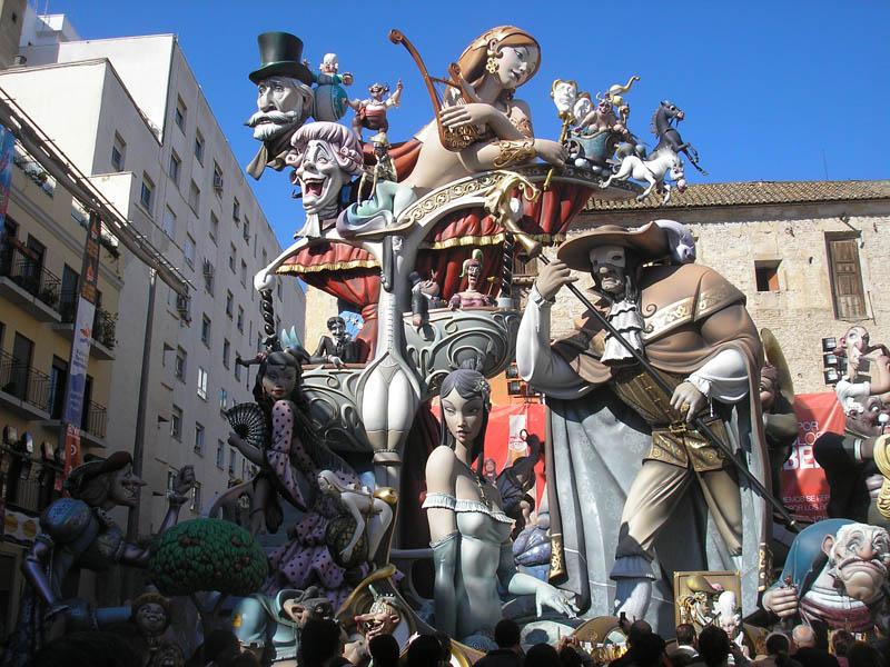 Barrio del Carmen, la sal de la vida en Valencia