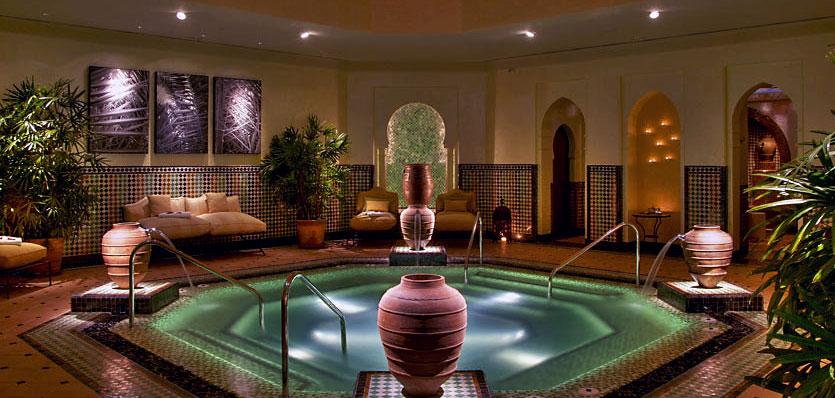 Hotel con área Spa en Marbella