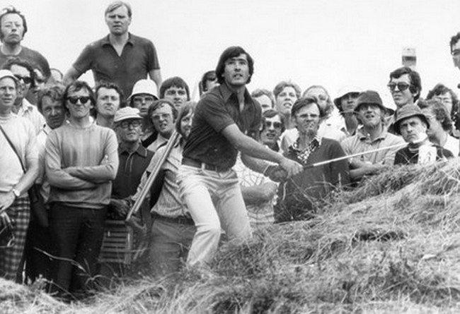 Seve Ballesteros, leyenda del golf