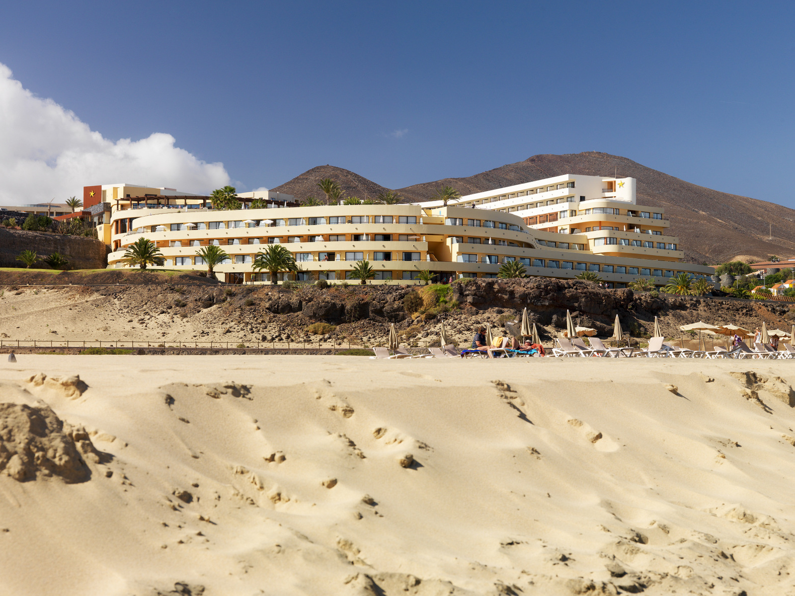 Iberostar Playa Gaviotas, Playa Jandía