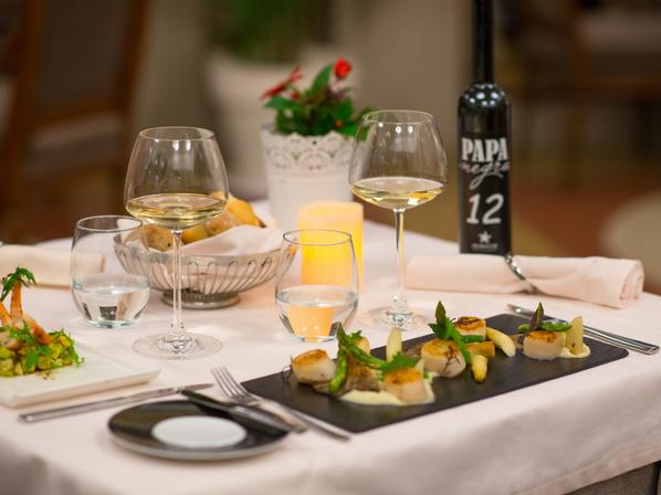 Gastronomia del Aula de Cocina del Mencey