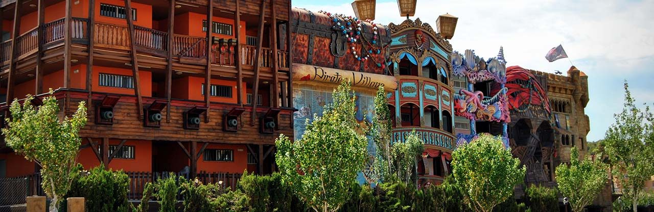 Pirates Village Hotel